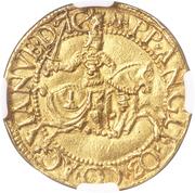 2 Ducati - Ludovico Maria Sforza – reverse