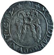 Grosso Regale de 3 Soldi - Luigi XII – reverse