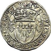 3 Soldi - Louis XII -  obverse