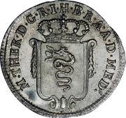5 Soldi - Maria Theresia – obverse