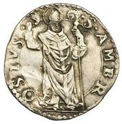 8 Soldi - Carlo V – reverse