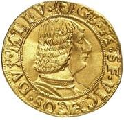 1 Ducato - Galeazzo Maria Sforza – obverse