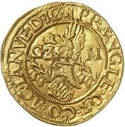 1 Ducato - Galeazzo Maria Sforza – reverse