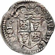 1 Parpagliola - Filippo III -  obverse
