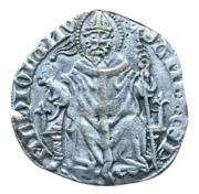 1 Grosso - Barnabò and Galeazzo II Visconti – reverse
