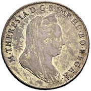 1 Lira - Maria Theresia – obverse