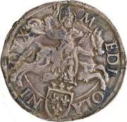 1 Testone - Louis XII -  obverse