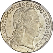 30 Soldi - Franz II -  obverse