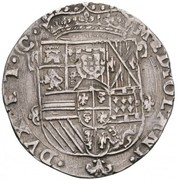 ½ Filippo - Carlos II – reverse