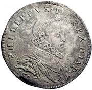 100 Soldi - Filippo III – obverse