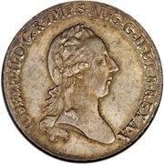 1 Scudo - Joseph II -  obverse