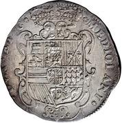 1 Filippo - Carlo II – reverse