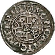 1/24 Thaler, 1 Reichsgroschen - Anton of Schaumburg – obverse