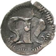 1 Pfennig - Franz I. – obverse