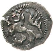 1 Pfennig - Franz I. – reverse