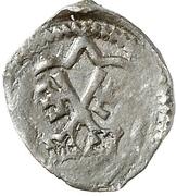 1 Pfennig - Heinrich III. von Schauenburg – obverse