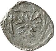 1 Pfennig - Heinrich III. von Schauenburg – reverse