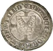 2 Schilling - Franz I. von Braunschweig-Wolfenbüttel (Doppelschilling) – obverse