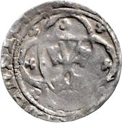 1 Pfennig - Wedekind II. vom Schalksberg – reverse