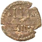 3 Pfennig (Siege coinage) – reverse