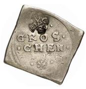 8 Groschen (Siege coinage) – reverse