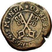 4 Mariengroschen (Siege coinage) – obverse