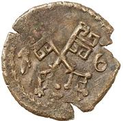 3 Pfennig (Siege coinage) – obverse