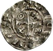 1 Pfennig - Konrad II – obverse