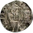 1 Pfennig - Konrad II. – reverse