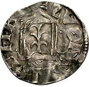 1 Pfennig - Konrad II – reverse