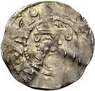 1 Pfennig - Heinrich III. – obverse