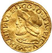 1 Ducato - Gianfrancesco II – obverse