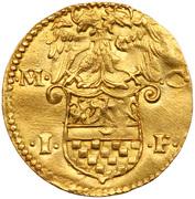 1 Ducato - Gianfrancesco II – reverse
