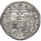 1 Lira - Alessandro II – reverse