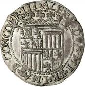 1 Fiorino - Alessandro I – obverse