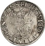 1 Giulio - Ludovico II – obverse