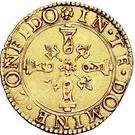 1 Scudo d'Oro - Ludovico II – reverse