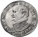 ½ Scudo - Alessandro I – obverse