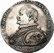 1 Ducatone - Alessandro I – obverse