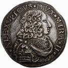1 Ducatone - Alessandro II – obverse