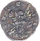 1 Sesino - Ludovico II – reverse