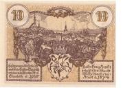 10 Heller (Mistelbach) -  reverse