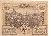 50 Heller (Mistelbach) -  reverse