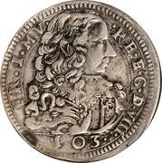 1 Scudo - Francesco I – obverse