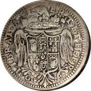 1 Scudo - Francesco I – reverse
