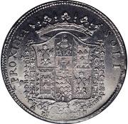 3 Scudi - Ercole III – reverse