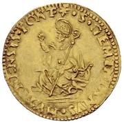 1 Scudo d'Oro - Francesco I – obverse