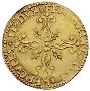 1 Scudo d'Oro - Francesco I – reverse