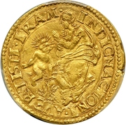 4 Scudi d'Oro - Francesco I – reverse