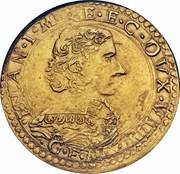 4 Scudi d'Oro - Francesco I – obverse